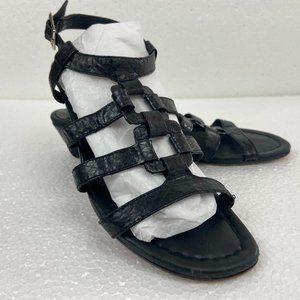 Donald J. Pliner  Black Sandals Size 7.0
